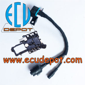 AUDI A6 Q7 J518 Test platform key adaption cables