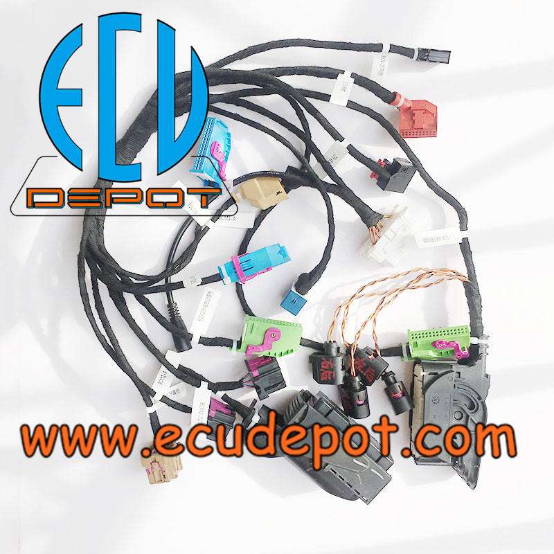Abs Wire Harness Repair on
