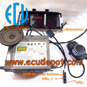 BMW multimedia Archives - WWW ECUDEPOT COM - ECU Repair