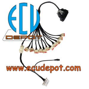 AUDI eighth generation A4 Q5 Key adaption harness ABS ELV test platform