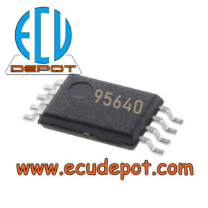 35160DW BMW Instrument cluster mileage EEPROM Chip replace