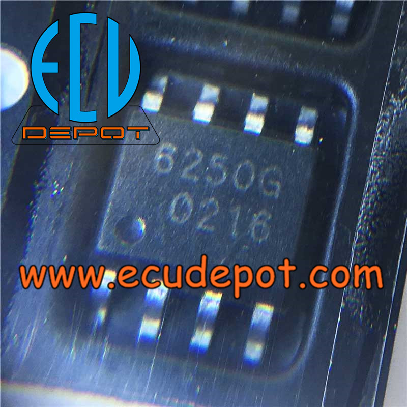 6250G CAN BUS communication chip volkswagen CAN transceiver
