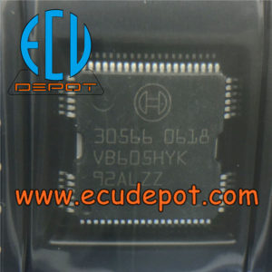 F5033 HONDA MITSUBISHI ECU vulnerable driver chips