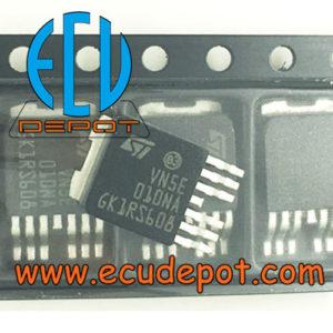 VND5E050AK Volkswagen J519 BCM turn light driver chip