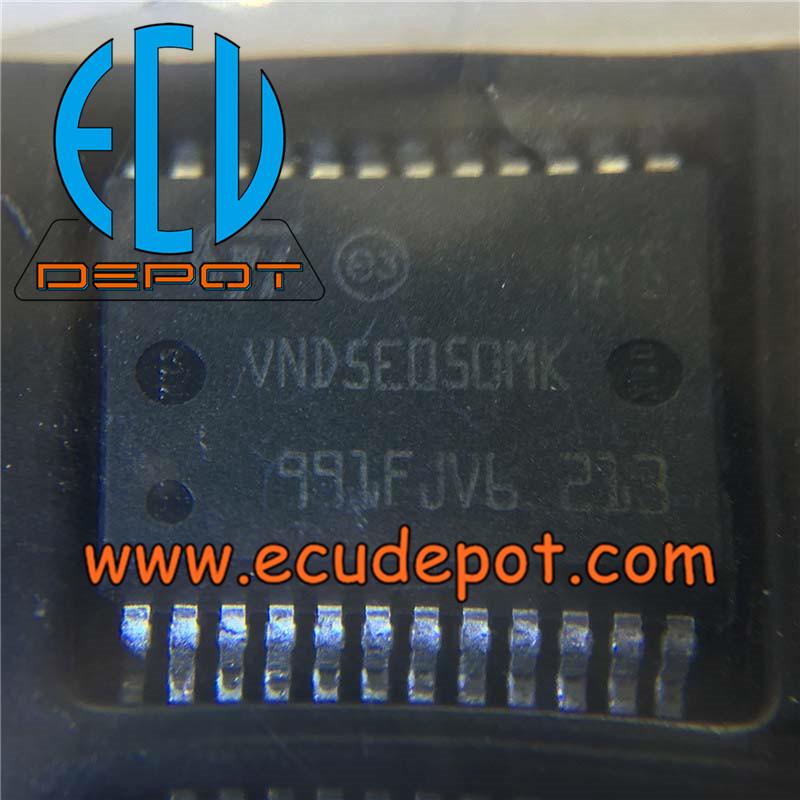 VND5E050MK Volkswagen BCM J519 turn light driver chips